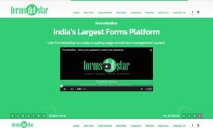 FormsDotStar-WebSite