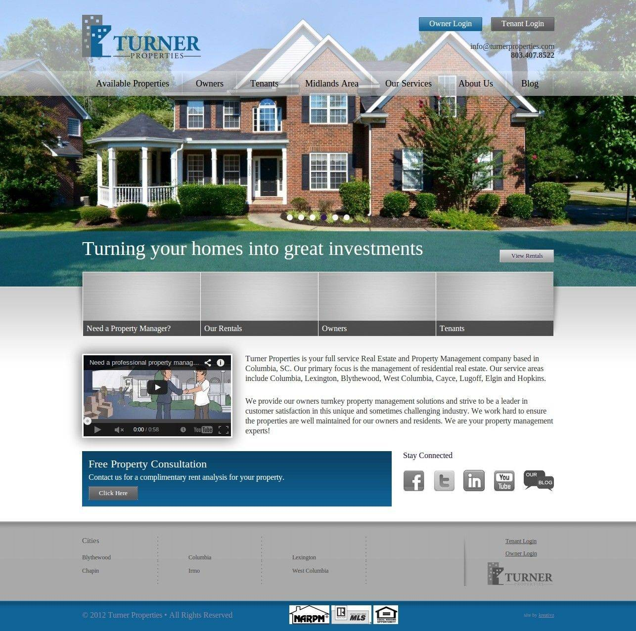 Turner Properties